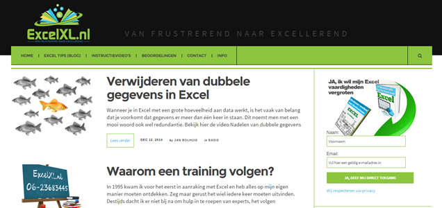 ExcelXL.nl