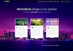 Voorbeeld website 4