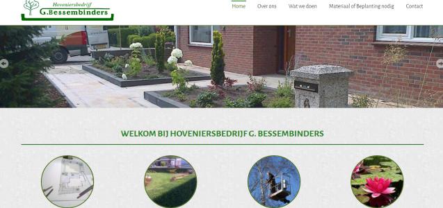 Hoveniersbedrijf Bessembinders