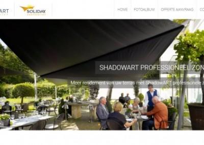 ShadowArt Schaduwdoek